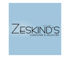 The Best Affordable Millwork Store in Washington DC: Zeskinds Hardware & Millwork Company!