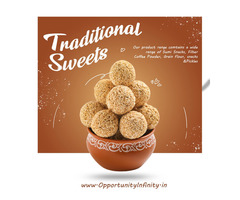 Homemade Sweets and Snacks in Chennai