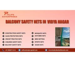 Balcony Safety Nets in Vidya Nagar