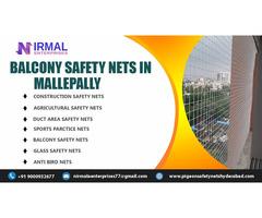 Balcony Safety Nets in Mallepally