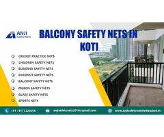 Balcony Safety Nets in Koti