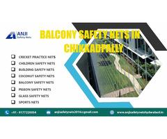 Balcony Safety Nets In Chikkadpally