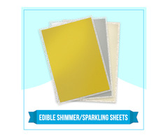 Icinginks Edible Paper Sheets: Wafer Paper and Frosting Sheets - Everything You Need is Here!!
