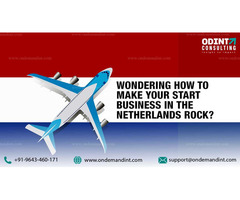 START A COMPANY IN THE NETHERLANDS AT LOW COST WITH THE BEST GLOBAL MARKET OPPORTUNITY CONSULTING