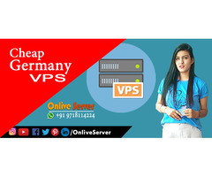 Get Germany Based Cheap VPS Services by Onlive Server