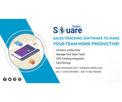 Best Sales Tracking System Software- Inwizards Software Technology