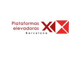 PLATAFORMAS ELEVADORAS BARCELONA