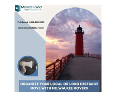 Organize your Local or Long Distance Move with Milwaukee Movers