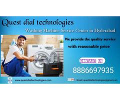 Washing  Machine Service Center in Hyderabad