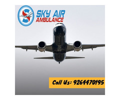 Book Air Ambulance in Bhubaneswar with Trusted Medical Support