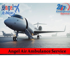 Fastest Air Ambulance Services in Varanasi at Economic Prices