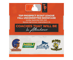 Top Prospect Scout League - Baseball Scouting   Top Prospect Scout League